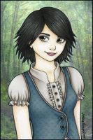 Alice Cullen by Jessica-Tanner