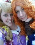 Disney Princesses: Besties forever. by emberfanatic77