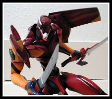 My Own Eva-Unit 02 by erator