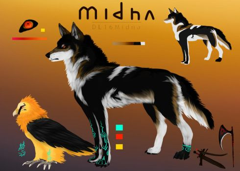 Midna - Reference by DL16Midna