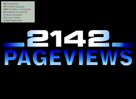 2142 Pageviews by Rettro