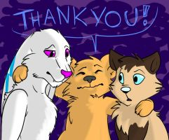 Thank you by StarDustel