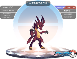 #092: Warrigon by Lanmana