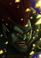 Blanka by darkchapolin