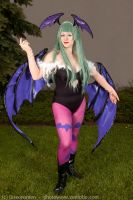 Darkstalkers Morrigan Aensland by xshedevilx