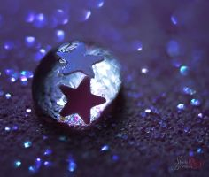 Little Sparkling Universe by SheilaBrinson