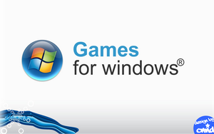 Games for Windows Wallpaper by CoNaNxD