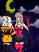 HAPPY HALLOWEEN 2012 by ran-chu
