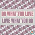 Quote - Do What You Love by dhysa