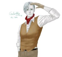OC, Galette by CahenL
