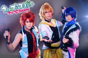 utapri maji love 1000 :01: by Jesuke