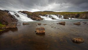 Waterfalls Of Iceland by Brettc