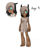 Kid Eleanor (+info) by TheRaspberryFox