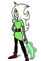 Centipeetle Human Concept by ZachPeeples