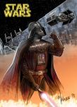 Vader Pour Alexis by pyraker