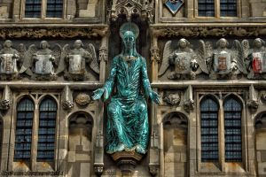 Canterbury cathedral 02 by forgottenson1