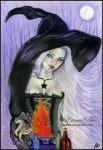 Witch's Brew by Katerina-Art