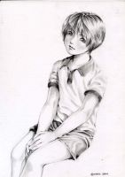 Hitori by Archie-The-RedCat