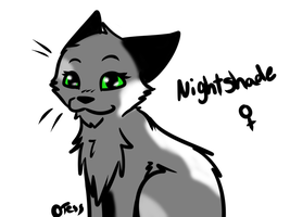 Nightshade Headshot by Tess-Is-Epic