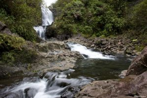 Four falls to Hana by Sharkywaters