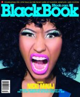 Nicki Minaj_BlackBook by Gosha-Chan