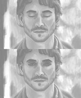 Will Graham by Opalfiredragon