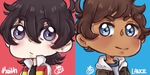 Klance icon set! by Kilo13