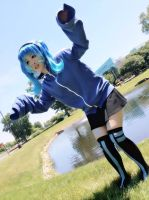 Kagerou Project/Mekakucity Actors: Ene by rustypaperclip