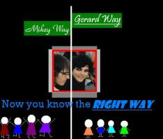 Gerard is the Right Way by PeculiarChemicalista