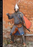 Old Russian Warrior Img. 003 by Reconstruction-Stock