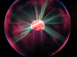 plasma ball by Lucy-Redgrave