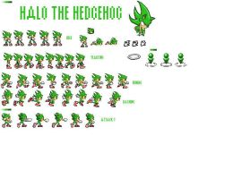 the real halo update by shadic108