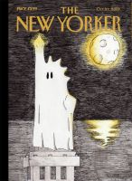 New Yorker Cover by roguehobbit