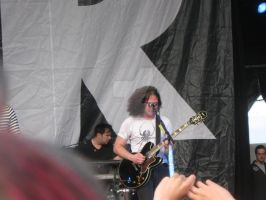 Ray Toro- Big Day Out 2012 by DeathByFeather