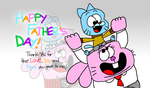 A Father... by AngryBirdsStuff