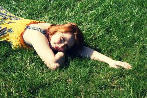 Sun Resting by HrWPhotography