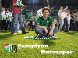 Champion Bursaspor at Turkey by feyyazde