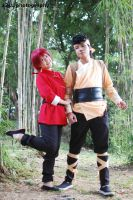 Ranma 1/2: Ryoga! Tell me your secret! by JeyelKyo