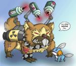 The EPIC Bidoof by SabreBash