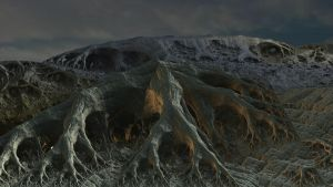creepy hills by Oxnot