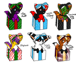 Christmas gift :D by Mirrorslily