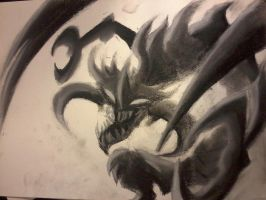 Cho'Gath Charcoal Final by Penguin96