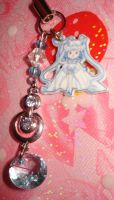 Phone Charm- Sailor Cosmos by honeyheavenly