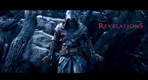 Ezio form AC Revelations by Cornuts16