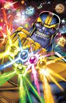 Thanos and The Infinity Gauntlet by ZeroMayhem
