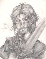 Kili the Dwarf by Kittycatgal101