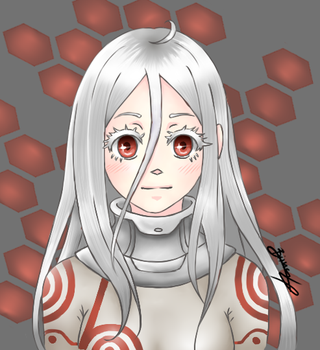 Shiro - Deadman Wonderland by kirinasan