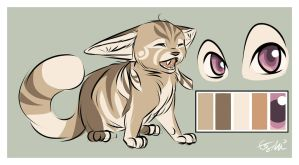 Sabre Kit Adoptable Auction- CLOSED! by Espherio