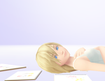(MMD) Namine by Cheyennetwilight