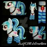 Sonata dusk by SwiftStitchCreations